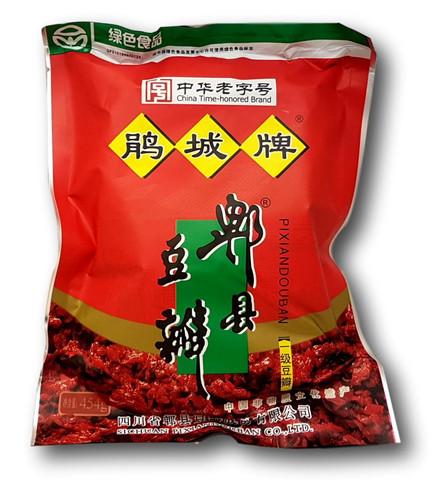 Pixian Douban tulinen härkäpaputahna 454 g