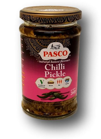 Pickled Chili