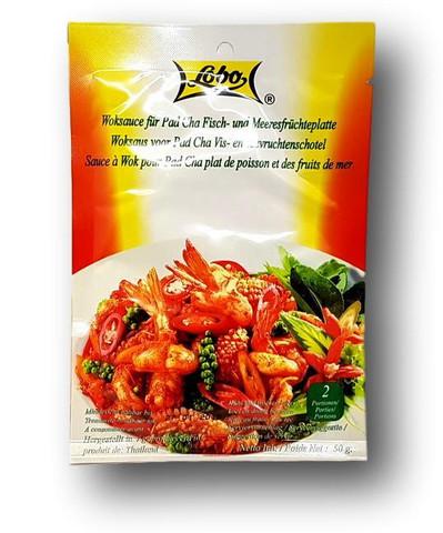 Pad Cha Seafood Stir-Fry Sauce