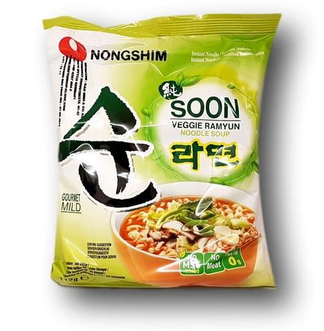 Ins. Noodle Veggie Ramyun Mild
