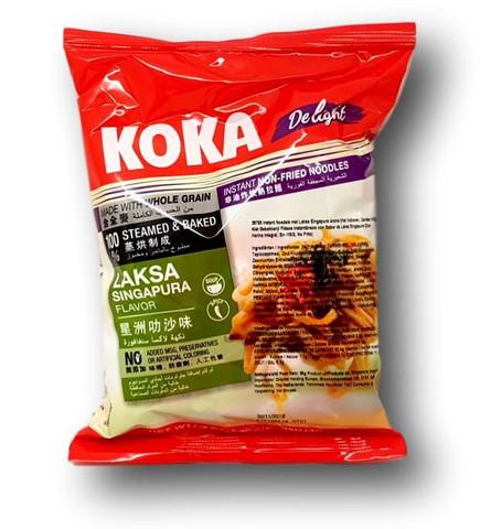 Laksa Non Fried Noodle