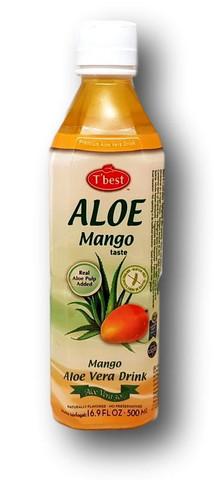 Aloe Vera Drink Mango 500ml