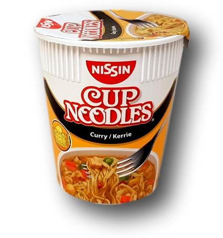 Curry Noodle Cup