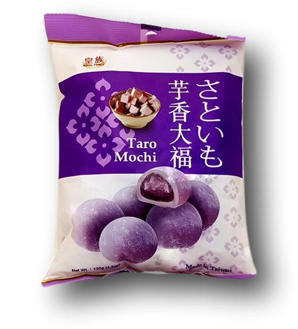 Taro mochi