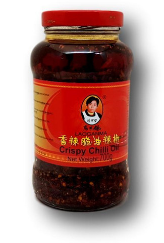 Crispy Chili Oil 700 g