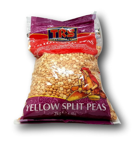 Yellow Split Peas 2 kg