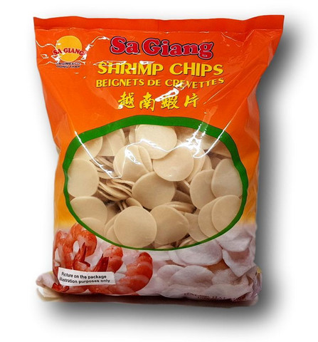 Raw Prawn Crackers