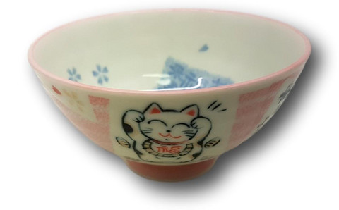 Japanese Bowl Cat