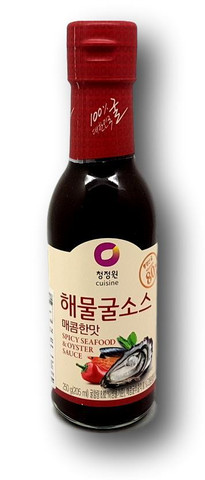 Spicy Oyster Sauce