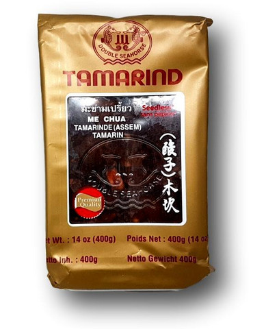 Siemenetön tamarindi 400 g