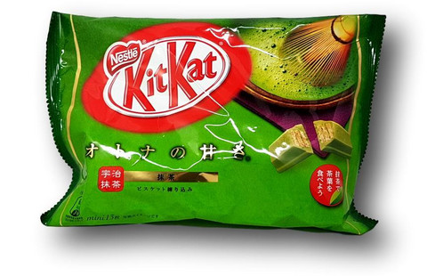KitKat Matcha Chocolate Snack Mini