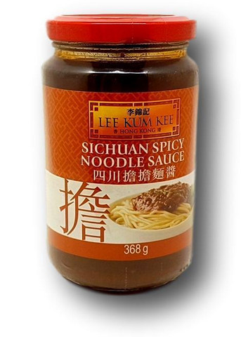 Sichuan Spicy Noodle Sauce -Dan Dan Noodle