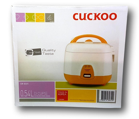 Korean Cuckoo Rice Cooker 0.54 L
