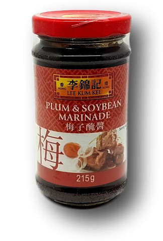Plum & Soybean Marinade