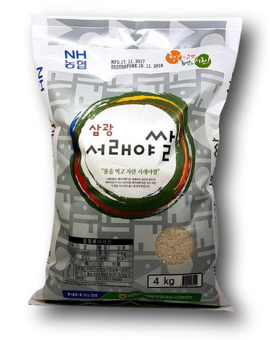Premium Korean Rice 4 kg
