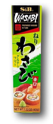 Wasabi in Tube