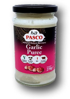 Minced Garlic Paste