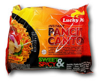 Instant Sweet & Spicy Pancit Noodles