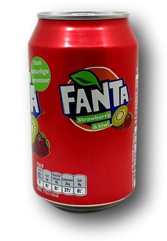 Fanta Strawberry Kiwi