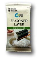 Seasoned Seaweed