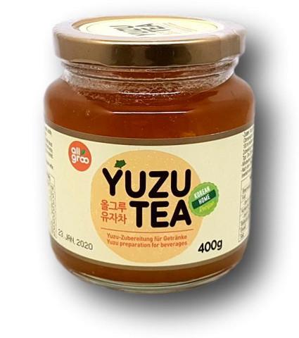 Yuzu Citron Tea