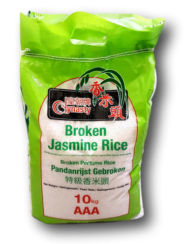Broken Jasmine Rice 10 kg