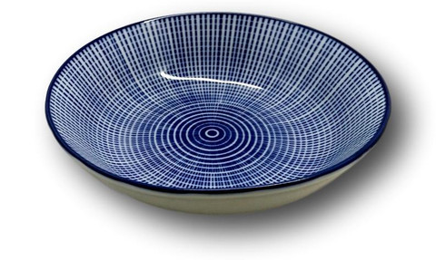 Japanese Bowl Blue