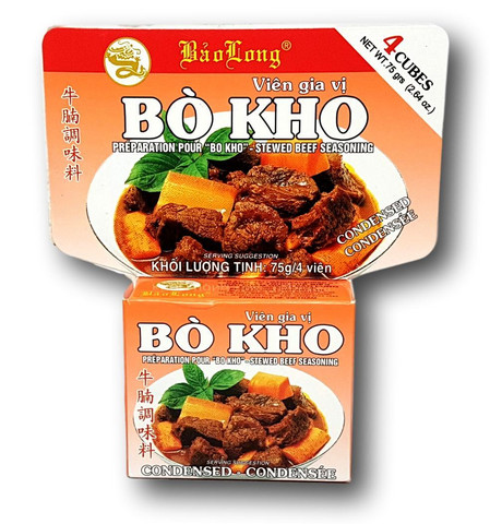 Bo Kho Soup Base