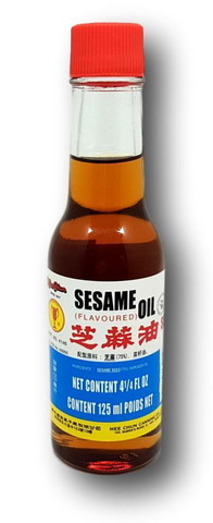 Flavoured Sesame Oil
