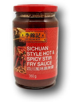 Sichuan Style Hot & Spicy Stir Fry Sauce