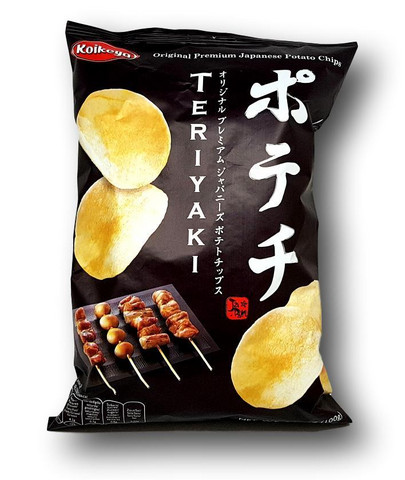 Teriyaki Flavor Potato Chip