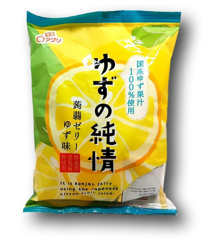 Konjac Jelly - Yuzu