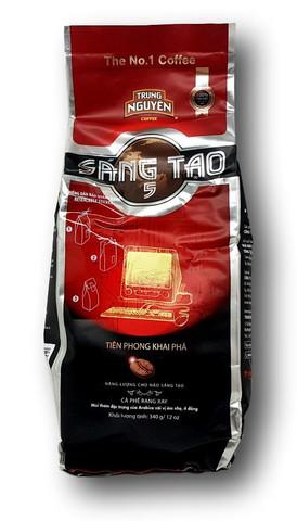Vietnamilainen jauhettu kahvi