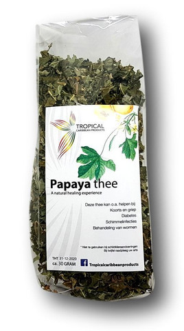 Papaya Tea