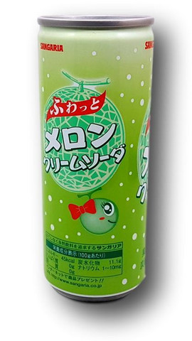 Fuwatto Melon Cream Soda