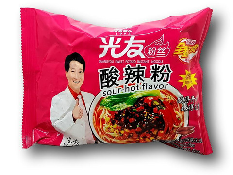 Sweet Potato Vegetable Noodle