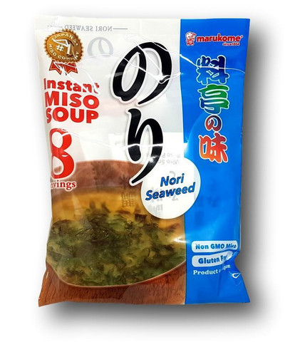 Instant Miso Soup Nori