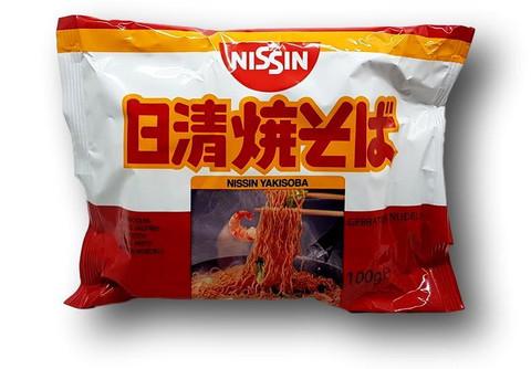 Instant Yakisoba Noodle