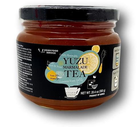 Yuzu Marmalade Tea