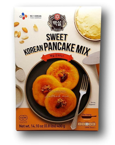 Sweet Pancake Mix