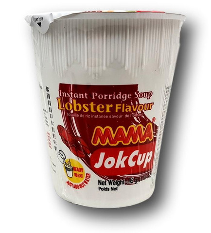 Instant Porridge Lobster Flavor