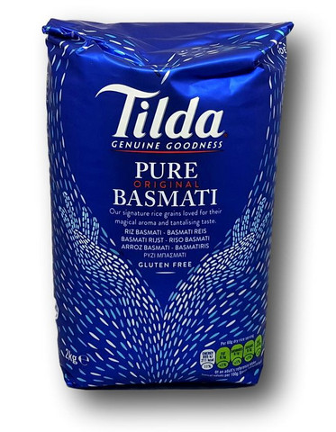 Pure Original Basmati Rice 2 kg