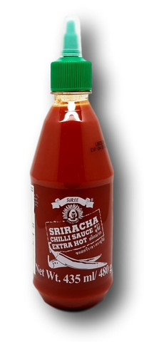 Extra Hot Sriracha Chili Sauce