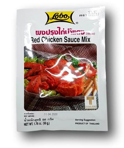 Red Chicken Sauce Mix