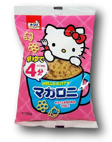 Hello Kitty makaroni
