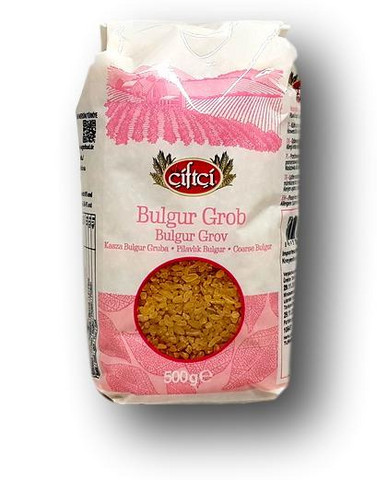Coarse Bulgur