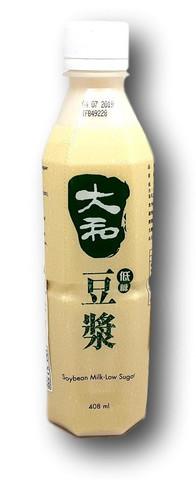 Vähäsokerinen soijamaito