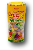 Color Ball Fruit Candy