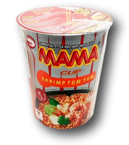 Shrimp Tom Yum Soup Cup