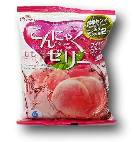 Konjac Jelly - Peach